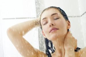 シャワーにダイエット効果が!