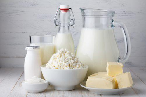 胸が大きくなる乳製品